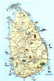 map of Sri Lanka (6)