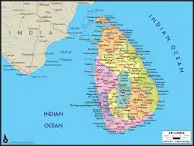 map of Sri Lanka (5)